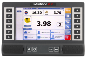 Weighlog Vue Wheel Loader Scale System
