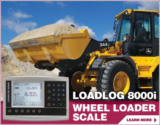 8000i Loader Scale System