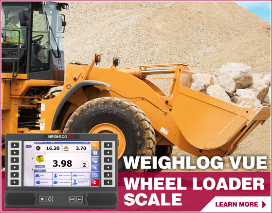 Vue Wheel Loader Scale